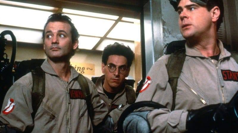 From the original Ghostbusters.