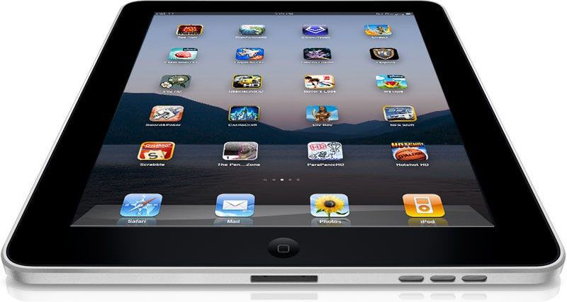 Illustration for article titled iPad Review: Is This A Capable Gaming System?