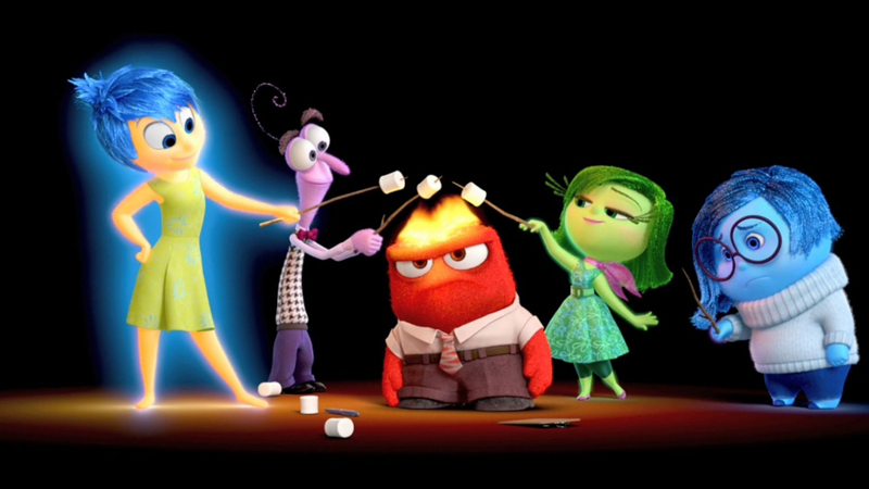 Illustration for article titled Inside Out Nearly Had A Lot More Emotions As Characters