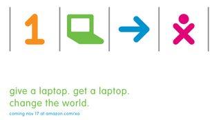 Illustration for article titled OLPC Give 1 Get 1 Returns Nov. 17 at Amazon