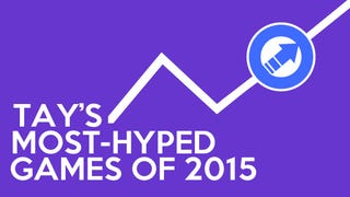 Illustration for article titled TAY's Most-Hyped Games of 2015
