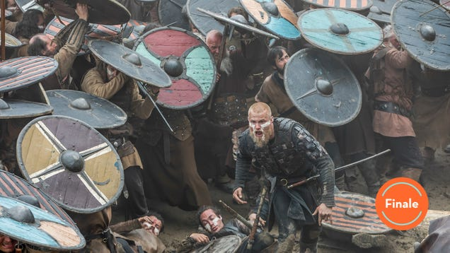 Vikings' fifth season ends as the sons of Ragnar close the book on their father's legacy