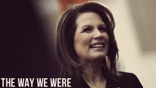 Illustration for article titled Bachmann Drops Out of Presidential Race, Will Focus More on Being a Jerk in Congress
