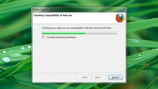 Illustration for article titled Skip Firefox's Add-On Compatibility Check with This Small Extension