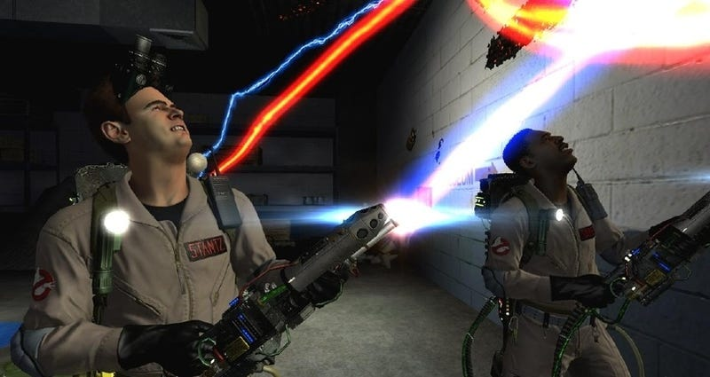 Illustration for article titled Ghostbusters: The Video Game Review: Survival Comedy