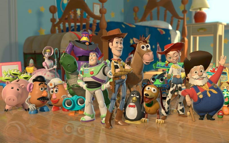 Illustration for article titled Así fue como Pixar rescató Toy Story 2 tras eliminarla y no tener copias de seguridad