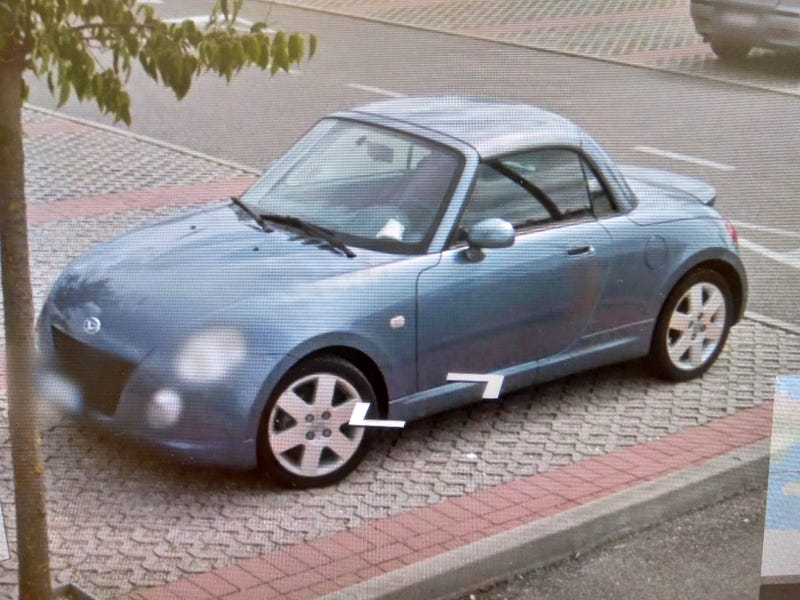 Illustration for article titled Down on the GeoGuessr: Daihatsu Copen edition