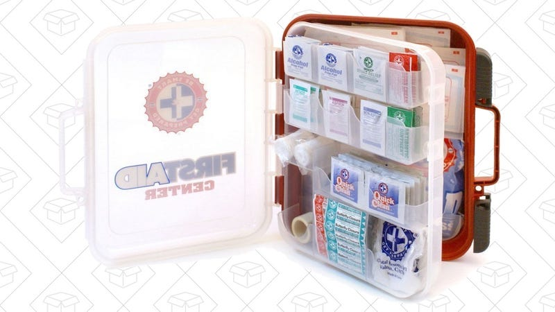 326 Piece First Aid Kit, $26