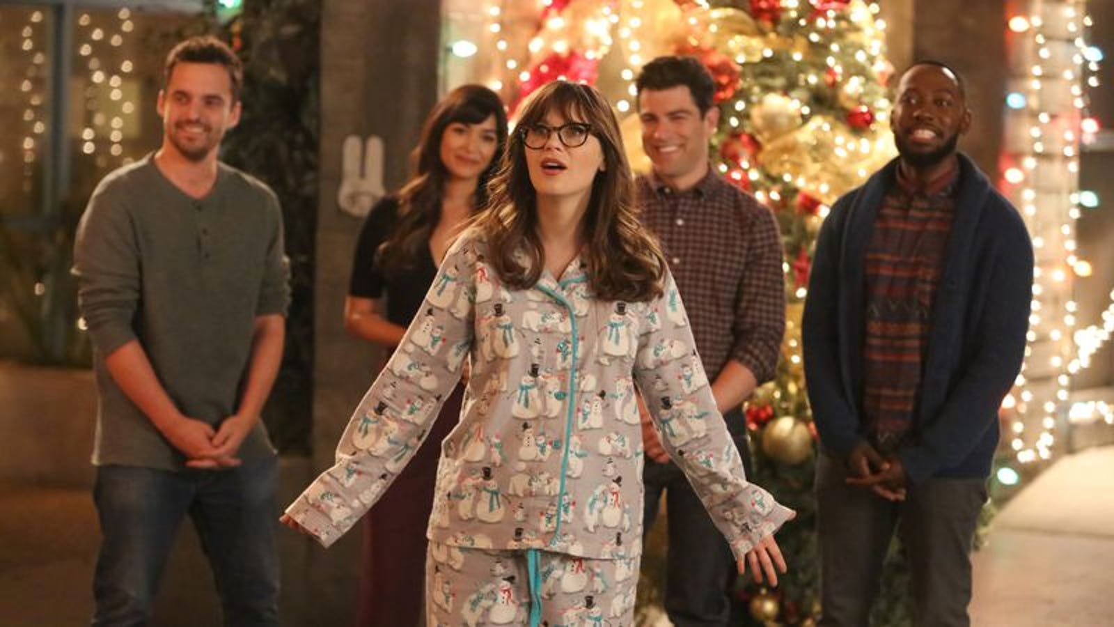New Girl\'s Christmas is as sweet and clumsy as a gift from Nick Miller