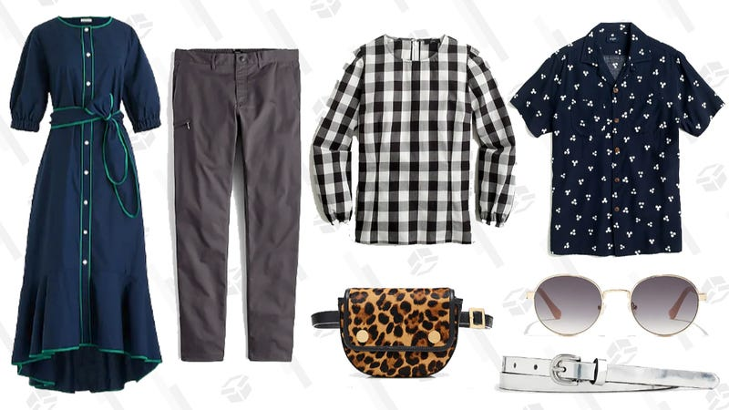 30% Off Select Full-Price Apparel, Plus 50% Off Shirts and Tees | J.Crew | Promo code MONDAY