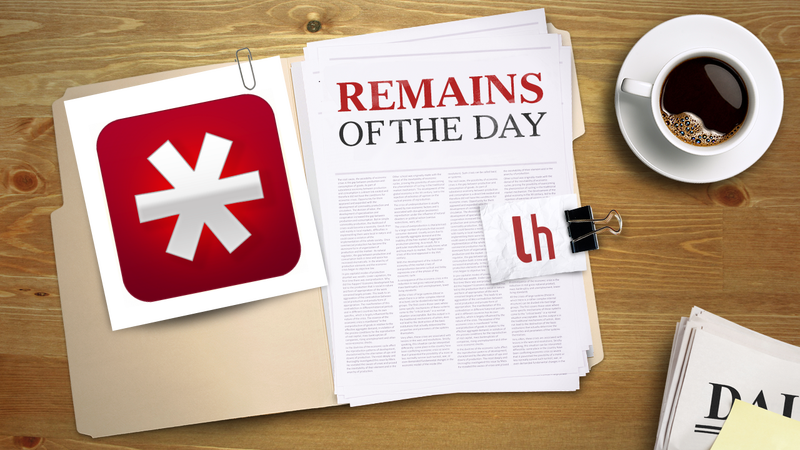 Illustration for article titled Remains of the Day: LastPass Gets an Update, Automates Security Checks