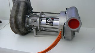F1's Hybrid turbos are awesome and you want one in your car. Now