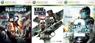 Illustration for article titled Games On Demand Adds GRAW, Kane, Lynch, Zombies