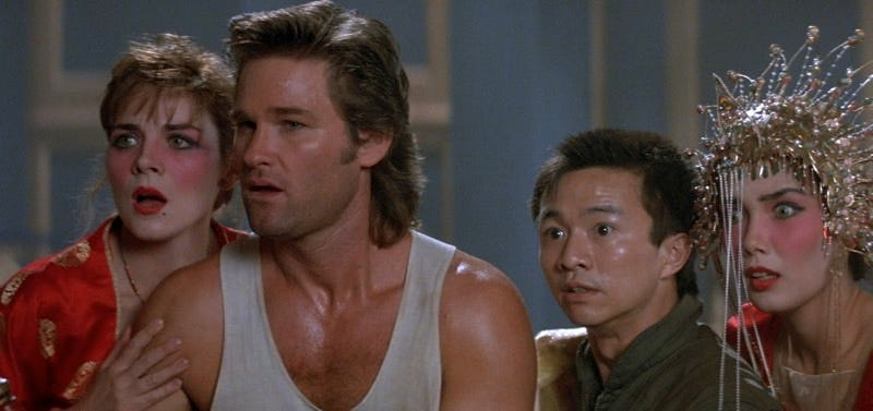 Illustration for article titled Jack Burton's Adventures Continue in the Big Trouble in Little China Tabletop Game