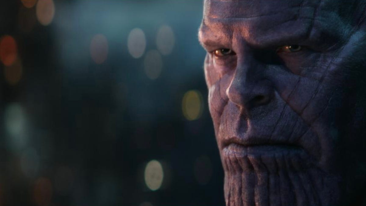 Secrets From the Avengers Infinity War Blu ray