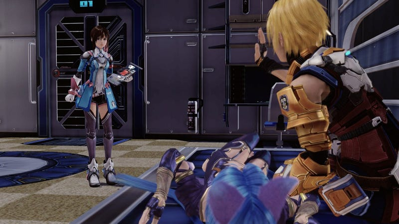 "Illustration for article titled Star Ocean Producer ""Really"" Wants To Make Erotic Games"