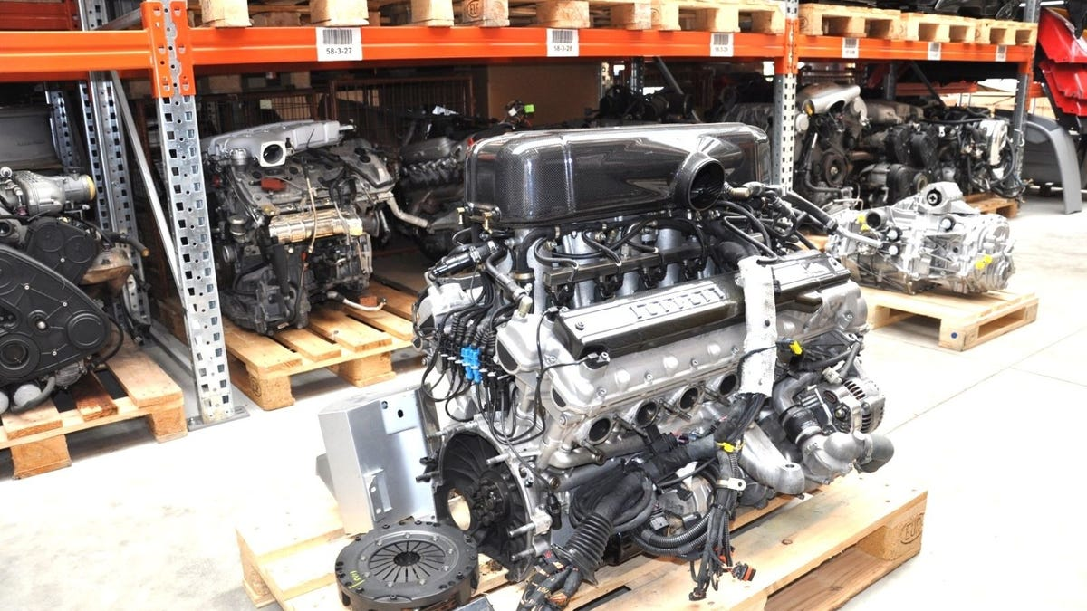 Ferrari engine for sale