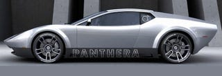 """Illustration for article titled De Tomaso Revisited: The Stefan Schulze """"Panthera"""""""