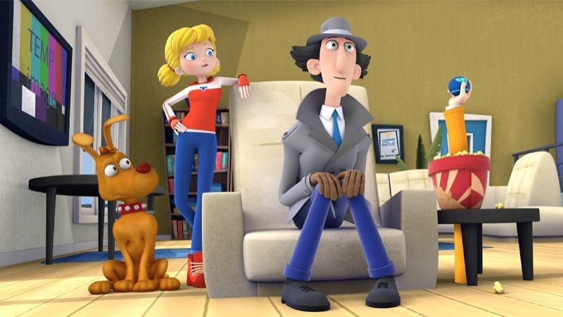 Illustration for article titled Netflix is also bringing back Inspector Gadget and Danger Mouse