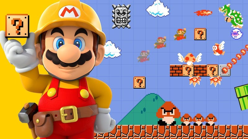 Illustration for article titled (Finished!) Streaming Super Mario Maker!