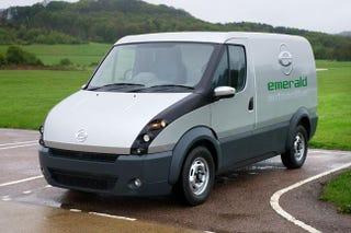 Illustration for article titled Emerald Automotive (UK)