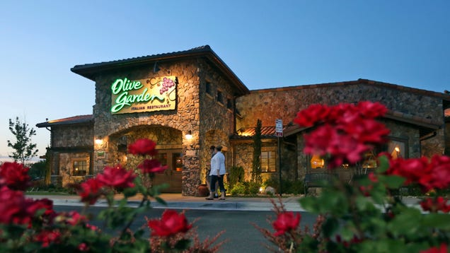 Olive Garden Backs Down From
