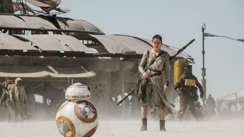 Illustration for article titled The deluge of Star Wars news continues with character and toy details, marketing deals