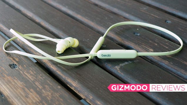 The Beats Flex Are the Best Cheap Bluetooth Earbuds You Can Buy
