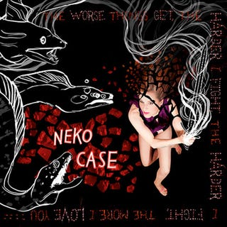 Illustration for article titled NEKO CASE IS RELEASING A NEW ALBUM AND GOING ON TOUR THIS FALL