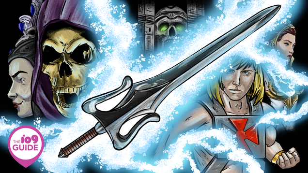 The io9 Guide to He-Man and the Masters of the Universe