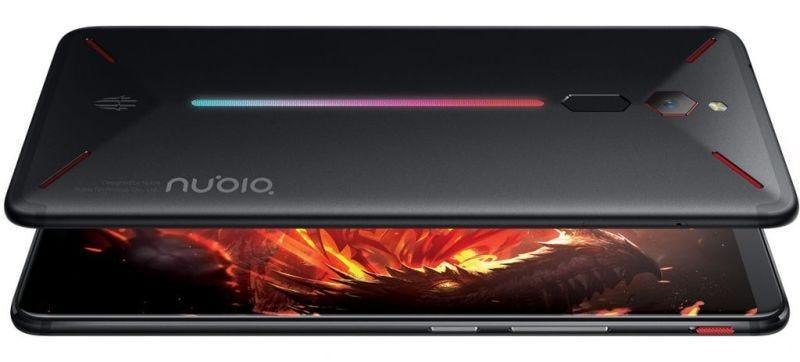 Illustration for article titled Olvida el notch del iPhone X y reza para que el Nubia Red Magic no se convierta en tendencia (o sí)