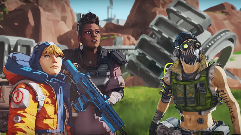 A Leviathan Might Crush You In Apex Legends Season 2 [Updated]