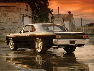 Illustration for article titled So-Cal LS7 Chevelle