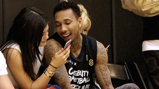 Tyga Sent a Photo of His Dick To Someone Who Isn't Kylie Jenner