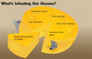 Illustration for article titled What's Infesting Our Homes