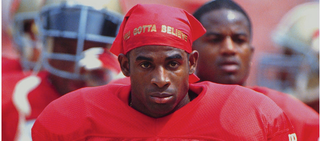 Illustration for article titled Deion Sanders Fired From Own Prep School After Weird Assault Allegation