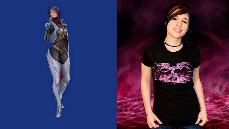 Illustration for article titled Was League of Legends' Newest Champion Inspired by an Employee?