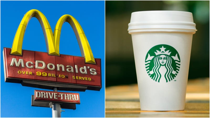 Illustration for article titled McDonald's and Starbucks joins forces to invent compostable cup of the future