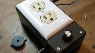 Turn Off a Lamp By Tapping Your Nightstand with this DIY Power Strip