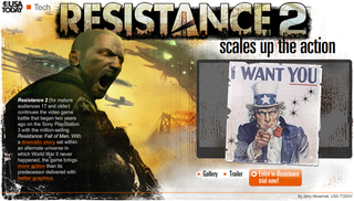 Illustration for article titled USA Today Has Resistance 2 Beta Codes