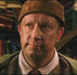 Illustration for article titled Mr. Weasley is Mr. Pond-Williams!
