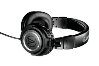 Illustration for article titled The consistently top-rated ATH-M50 headphones at their lowest price