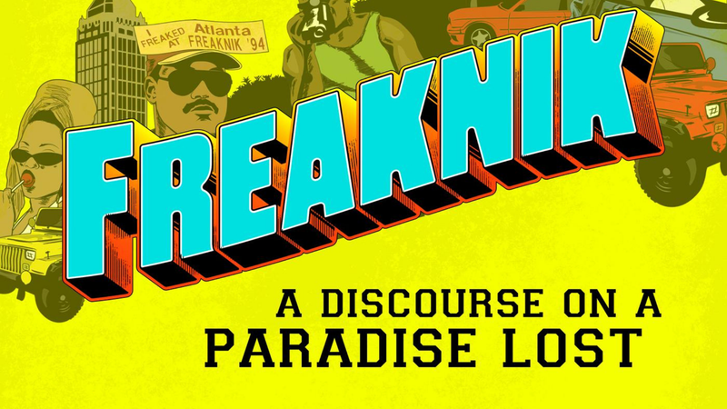 Illustration for article titled 9 Thoughts About the New Podcast, Freaknik: A Discourse on a Paradise Lost