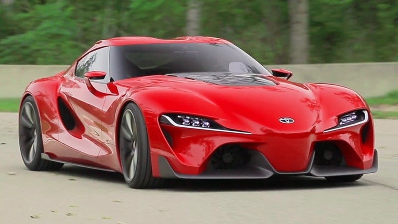 Illustration for article titled Everytime I hear about the next supra..