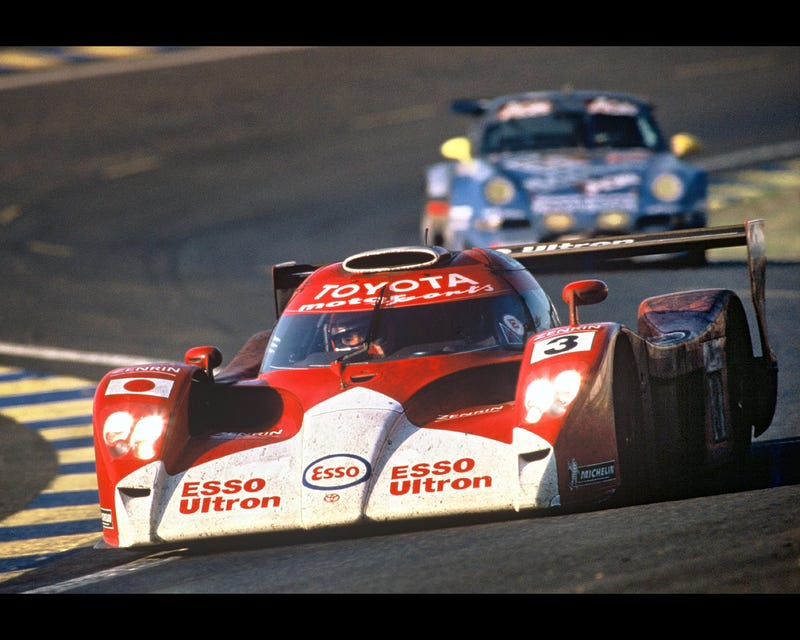 Illustration for article titled In other news, Nissan reveals new LMP car