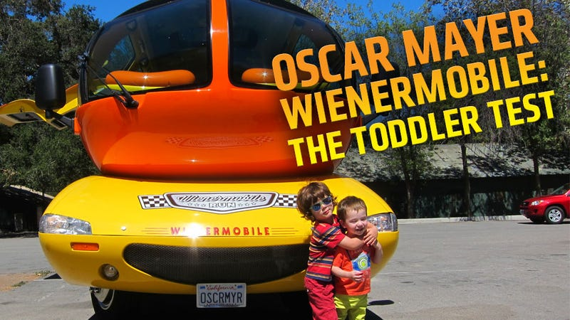 Illustration for article titled Oscar Mayer Wienermobile: Will It Baby?