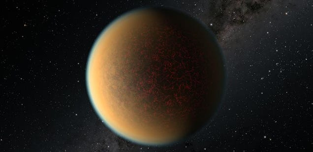 Having Lost Its Original Atmosphere, This Freaky Planet Is Now Growing a New One