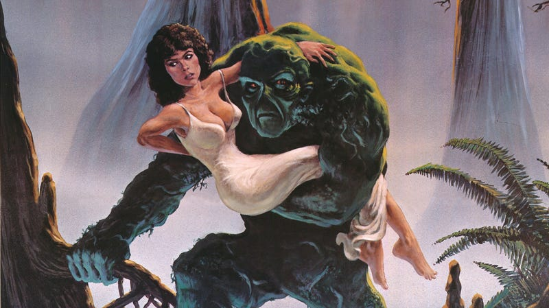 Illustration for article titled DC's Swamp Thing series abruptly halts production early