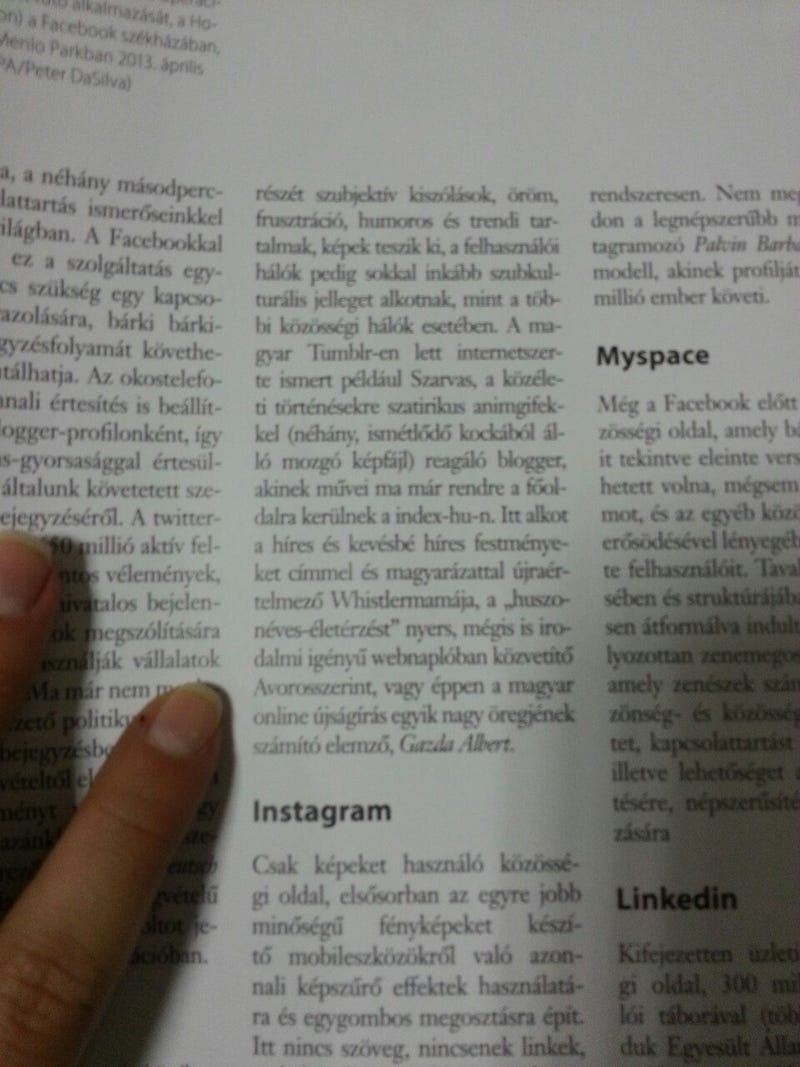 Illustration for article titled Én vagyok a magyar online újságírás nagy öregjének számító elemző!