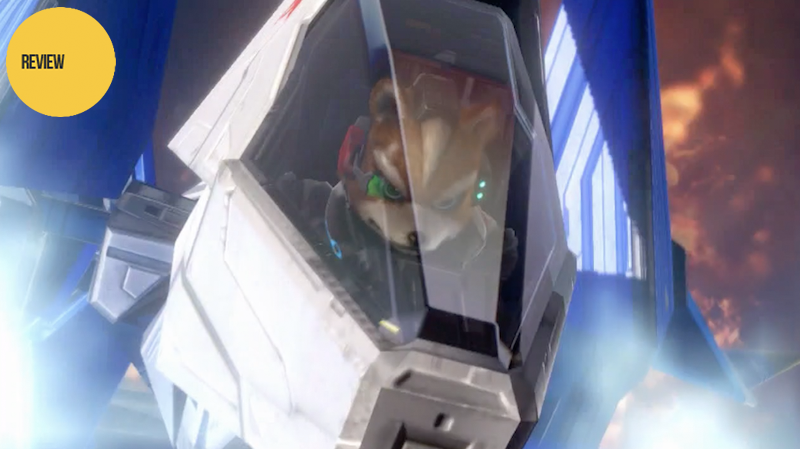 Illustration for article titled Star Fox Zero: The Kotaku Review
